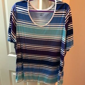 2/$12 Lane Bryant tee- EUC no signs of wear- 22/24